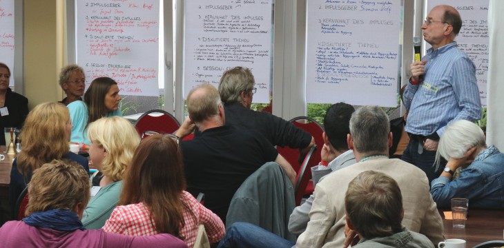 "BarCamp ""Flucht – Asyl – Integration"""