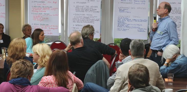 "BarCamp ""Flucht – Asyl – Integration"""